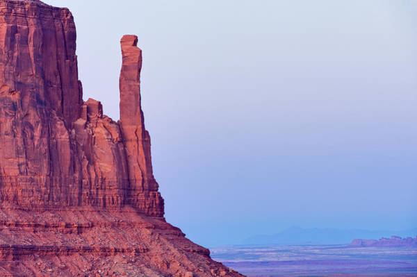 The Mitten Photograph - Monument Valley Navajo Tribal Park by Adventure photo
