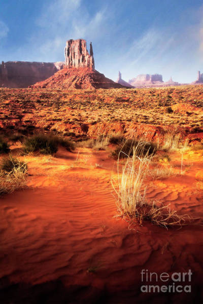 Photograph - Monument Valley Sands by Scott Kemper