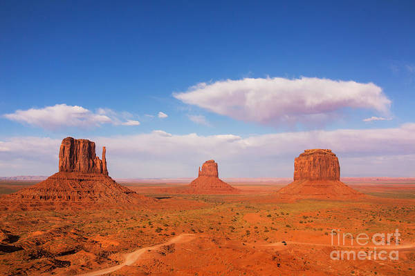 Wall Art - Photograph - Monument Valley, United States by Stanislavbeloglazov