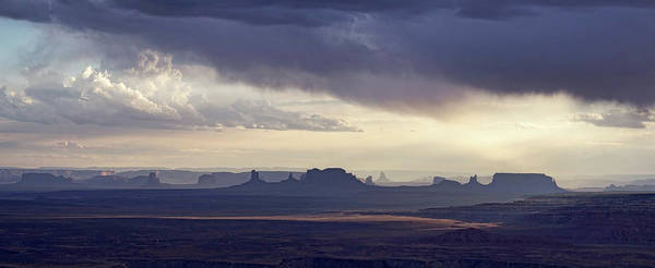 Photograph - Monument Valley Vista by Leda Robertson
