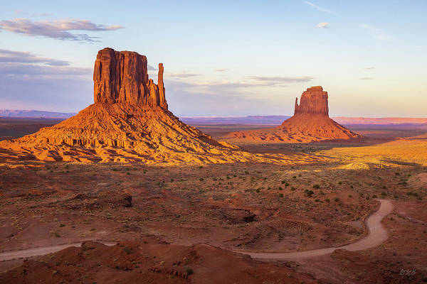 Photograph - Monument Valley Xx Color by David Gordon