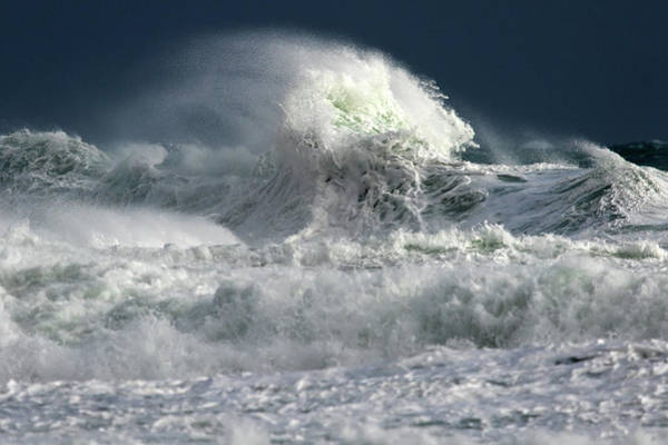 Wall Art - Photograph - Moody Ocean by Stelios Kleanthous