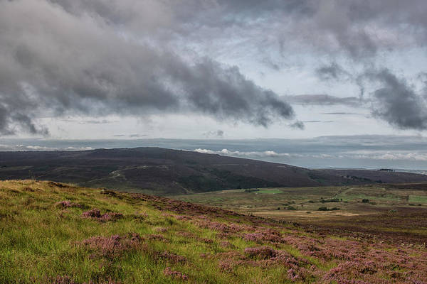 English Countryside Photograph - Moody Peak District by Martin Newman