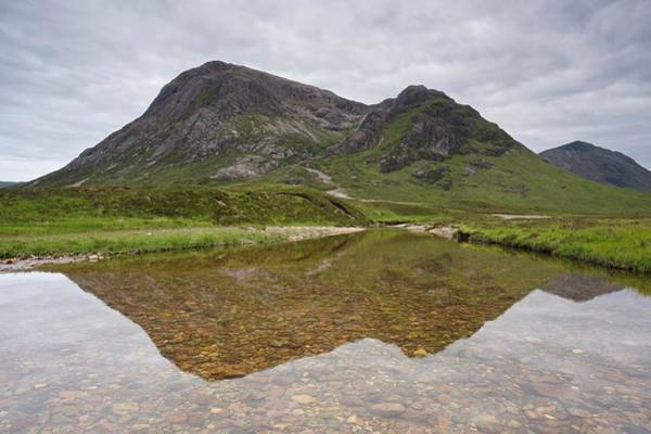 Photograph - Moody Skies In Glencoe by Stephen Taylor