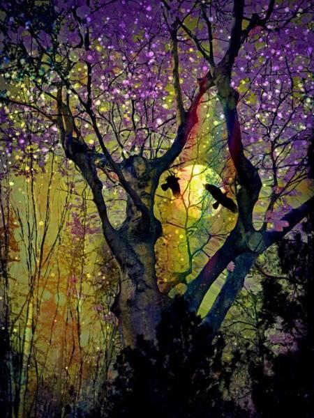 Digital Art - Moon Myths by Tara Turner