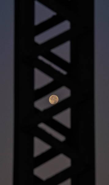 Photograph - Moon Plinko by Jonathan Hansen