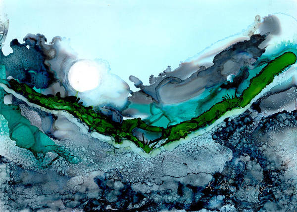 Painting - Moondance IIi by Kathryn Riley Parker