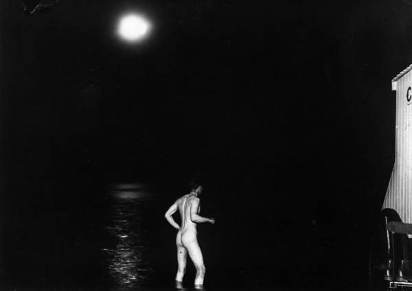 Photograph - Moonlight Dipper by Topical Press Agency