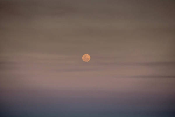 Photograph - Moonrise Over The Ocean by Uncle Arny
