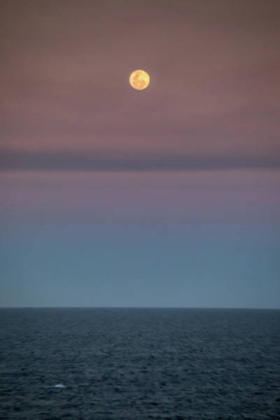 Photograph - Moonrise by Uncle Arny