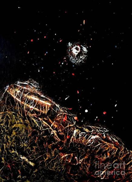 Moonstruck2 Art Print