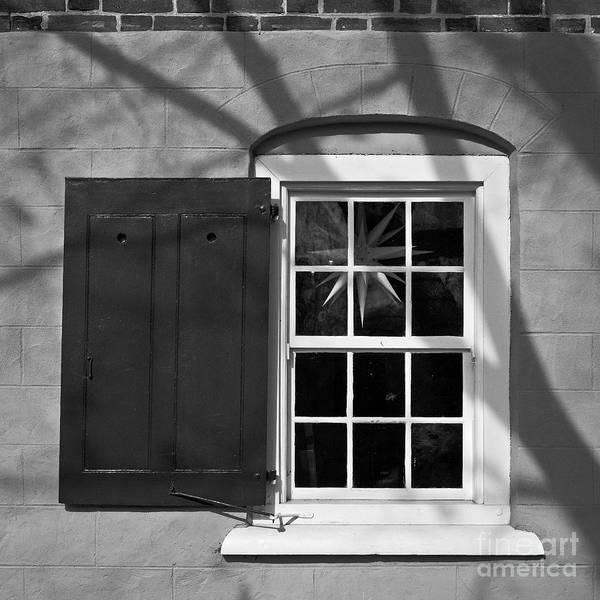 Photograph - Moravian Window by Patrick M Lynch