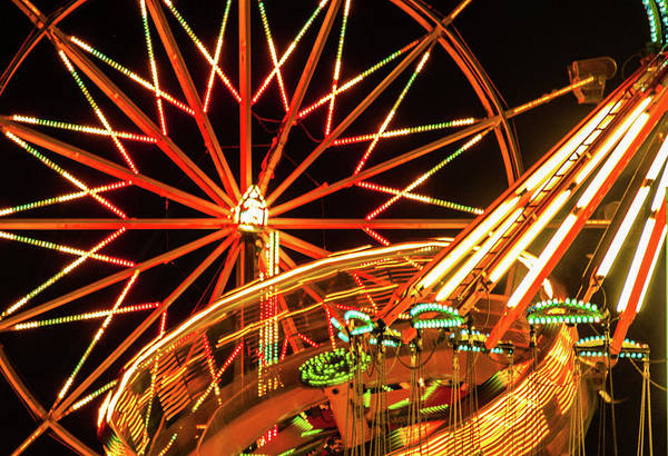 Photograph - More Rides by Stewart Helberg