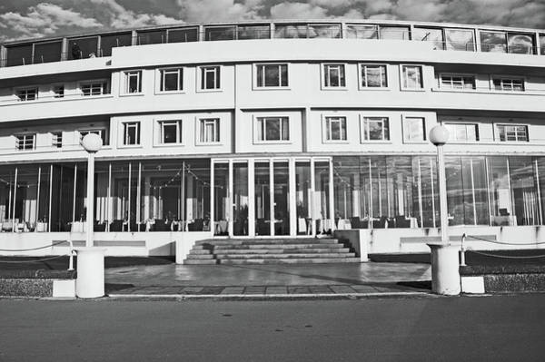 Photograph - Morecambe. The Midland Hotel by Lachlan Main
