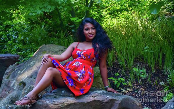 Photograph - Morena Linda by Diana Mary Sharpton