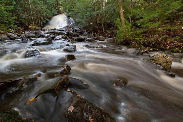Photograph - Morgan Falls 10121801 by Rick Veldman