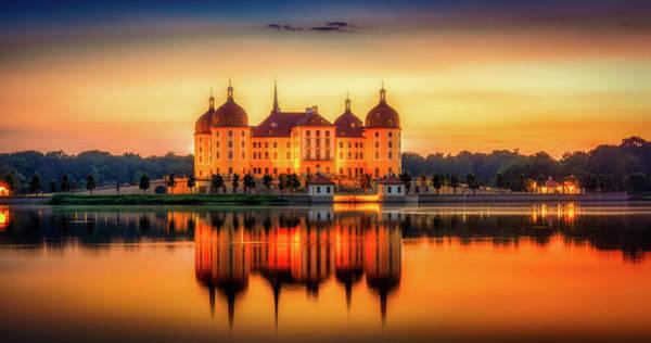 Wall Art - Photograph - Moritzburg Castle by Pixabay