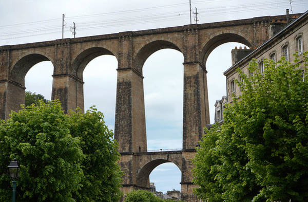Photograph - Morlaix 1 by Andrew Fare