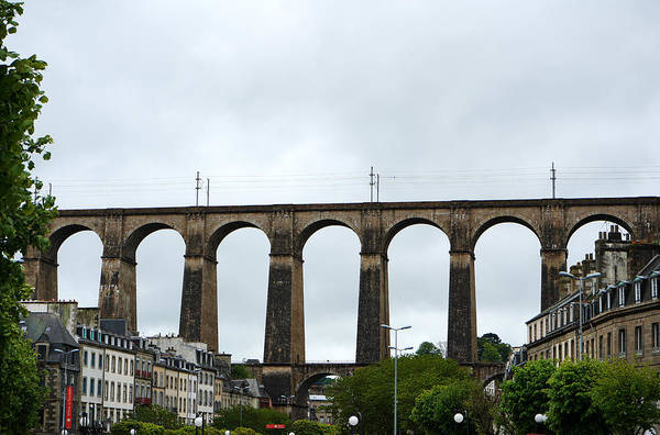 Photograph - Morlaix 2 by Andrew Fare