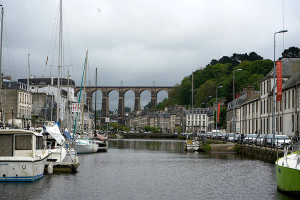 Photograph - Morlaix 3 by Andrew Fare