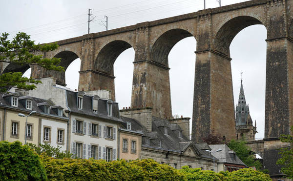 Photograph - Morlaix 4 by Andrew Fare