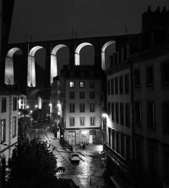 Photograph - Morlaix 5b by Andrew Fare