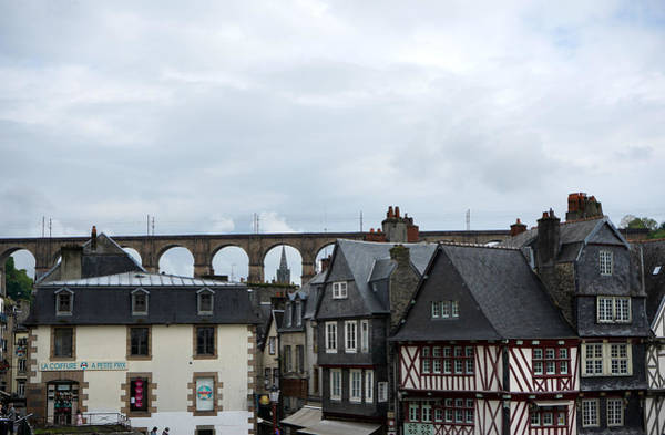 Photograph - Morlaix 6 by Andrew Fare