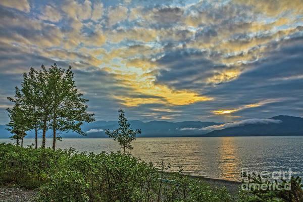 Wall Art - Photograph - Morning At Kluane Lake by Robert Bales