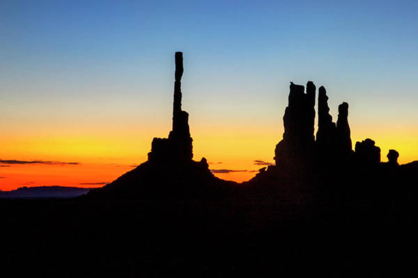 Photograph - Morning At Navajo Nation by Harriet Feagin