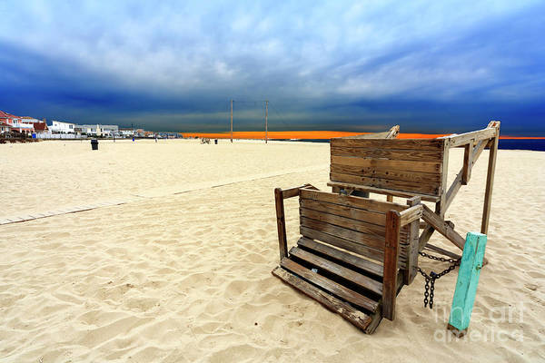 Point Pleasant Photograph - Morning At Point Pleasant by John Rizzuto