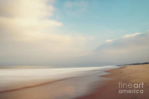 Wall Art - Photograph - Morning At The Beach--long Exposure by Sarah Ainsworth