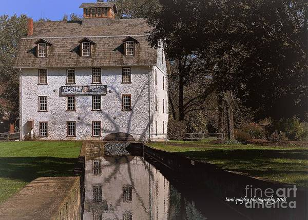 Photograph - Morning At The Mill by Tami Quigley