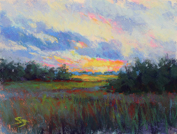 Painting - Morning Blessings by Susan Jenkins