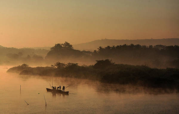 Karnataka Photograph - Morning Business by Manojaswathi Photography