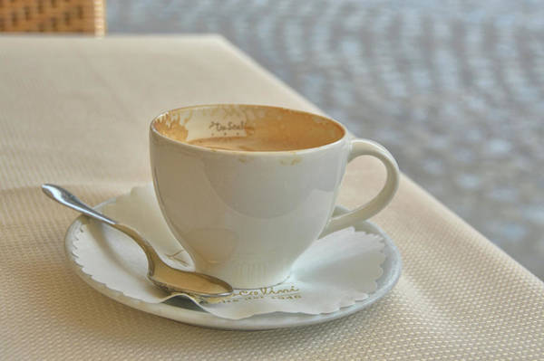 Photograph - Morning Cappuccino by JAMART Photography