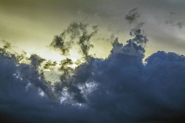 Photograph - Morning Clouds 5174-102318-1 by Tam Ryan