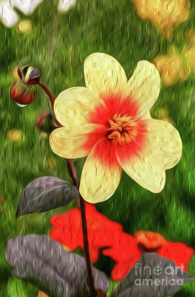 Digital Art - Morning Dew II by Kenneth Montgomery