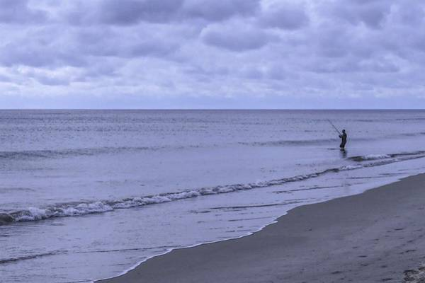 Photograph - Morning Fishing by Jeremy Guerin