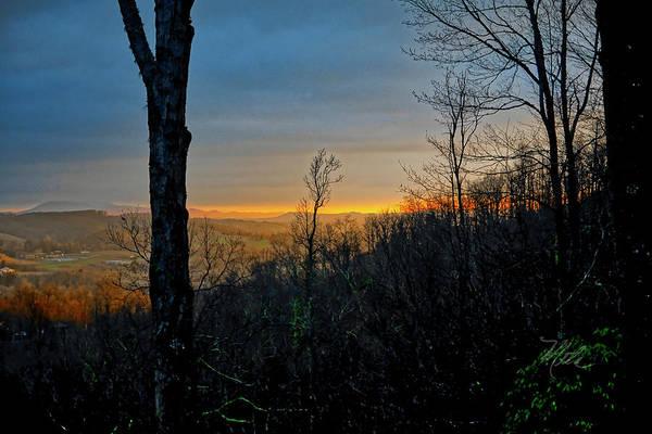 Photograph - Morning Glow Sunrise by Meta Gatschenberger