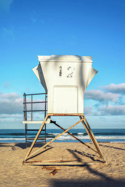 Photograph - Morning Greetings From Mission Beach 12 by Joseph S Giacalone
