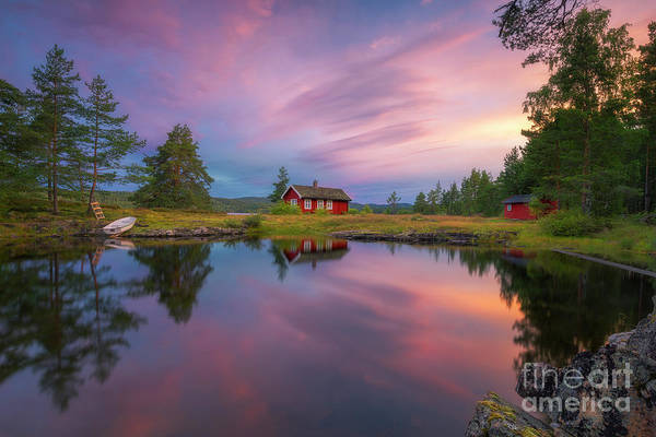 Wall Art - Photograph - Morning Has Broken II by Ole Henrik Skjelstad
