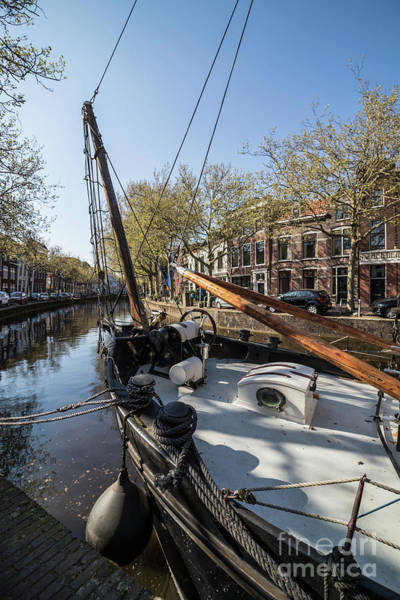 Photograph - Morning In Gouda by Eva Lechner