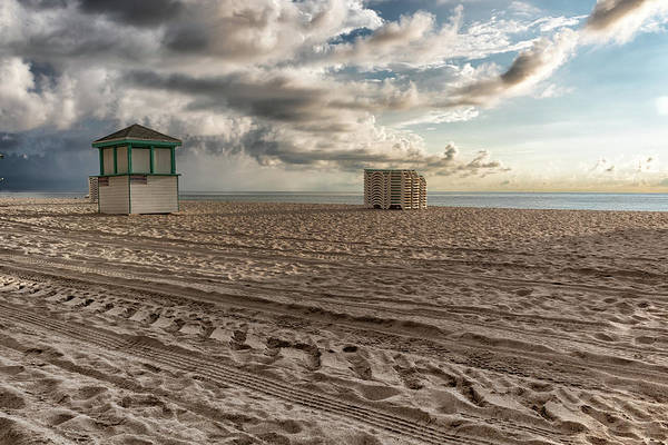 Photograph - Morning In Miami by Alison Frank