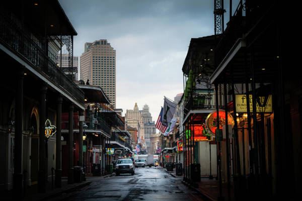 Wall Art - Photograph - Morning In New Orleans by Greg and Chrystal Mimbs