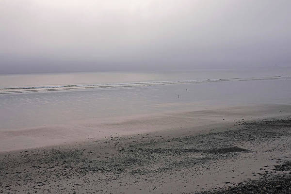 Wall Art - Photograph - Morning Light And Mist Over Nantasket Beach Hull Massachusetts by Toby McGuire