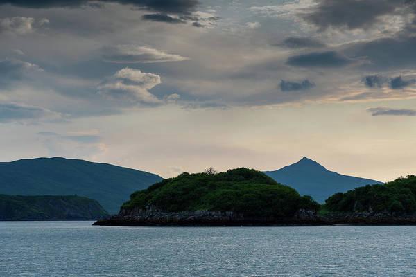 Photograph - Morning Light At Kukak Bay by Mark Hunter