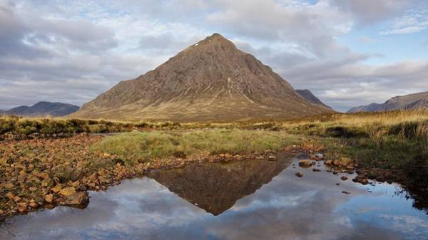 Photograph - Morning Light In Glencoe by Stephen Taylor