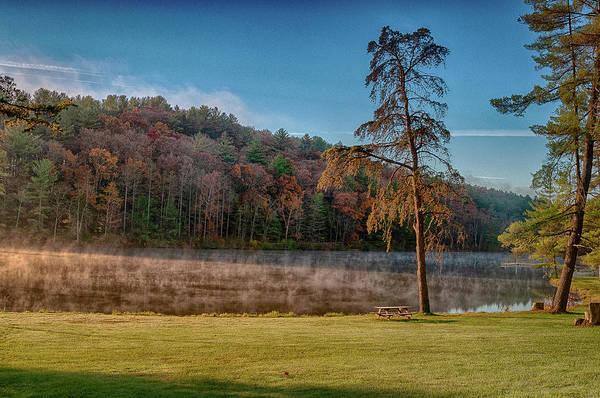 Photograph - Morning Mist by Dan Urban