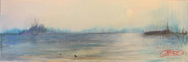 Painting - Morning On The Lake  by Jack Diamond