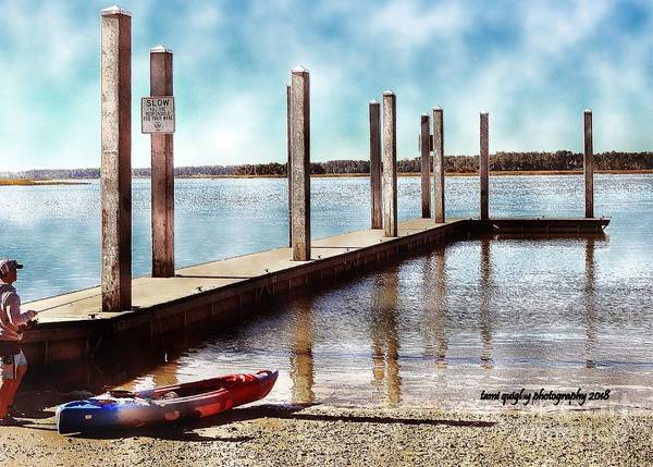 Photograph - Morning On The May River by Tami Quigley